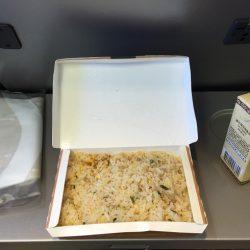 キャセイの機内食がやばい件