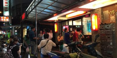 台北の有名ガチョウ料理屋は一度行くべき 阿城鵝肉