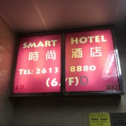 Smart Hotel - サービス無し宿