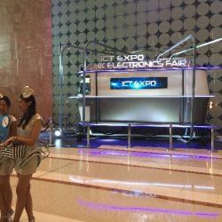 ICT EXPO HK ELECTRONICS FAIR に行った