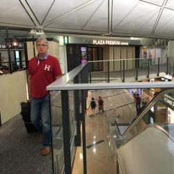 香港空港 PLAZA PREMIUM LUNGEってどうなの?