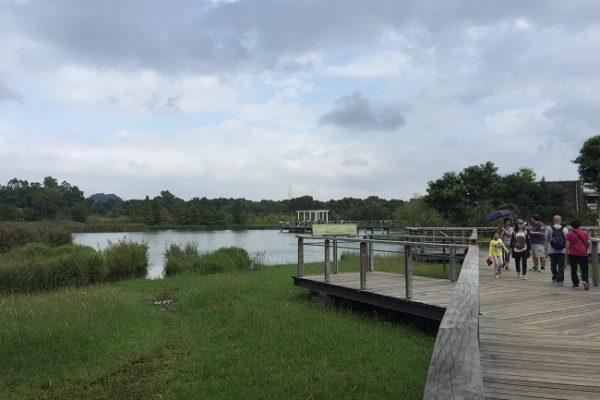 香港湿地公園に行こう 1