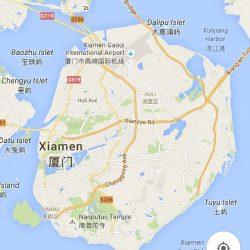 アモイ 中国からフェリーで台湾に行けなくなった旅 5