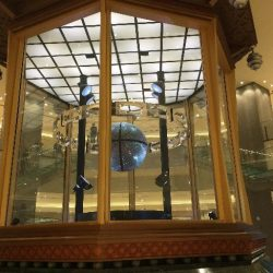 マカオに新しくできたホテル Studio City