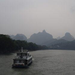 桂林旅行 4泊4日一人旅 ⑧ 漓江下り、じゃなくて上り