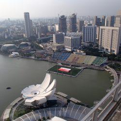シンガポール旅行 ① 金魚の糞の旅